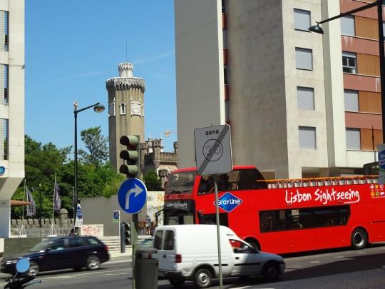Sightseeing Lisbon