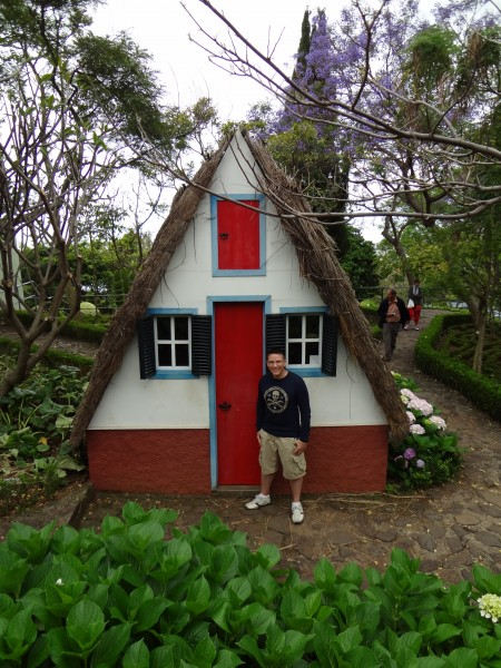 Ricky Hanson Santana House