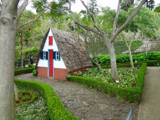 Ricky Hanson Santana House Madeira Portugal