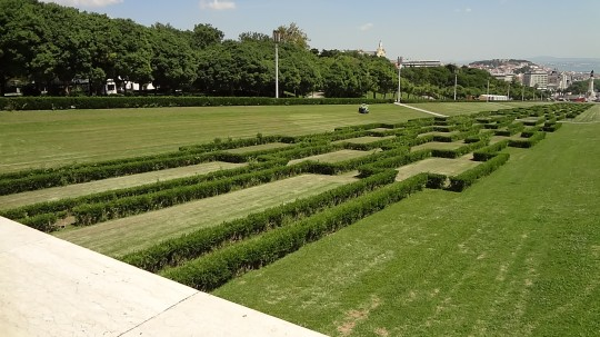 Park In Lisbon
